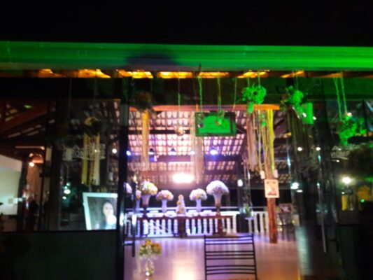 aluguel de espaço para eventos em Santa Luzia
