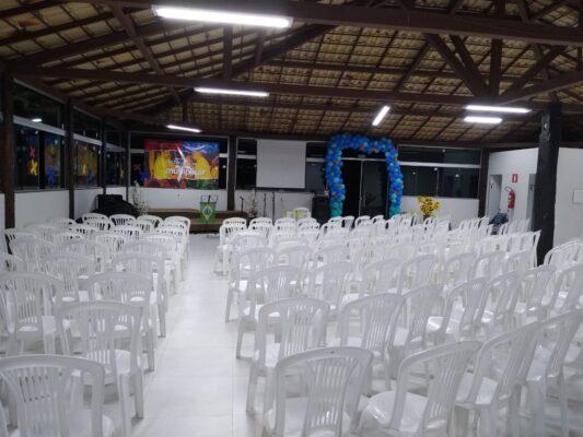 locação de espaço para festas de 15 anos em Santa Luzia